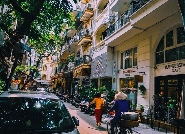Schoonheid van Vietnam
